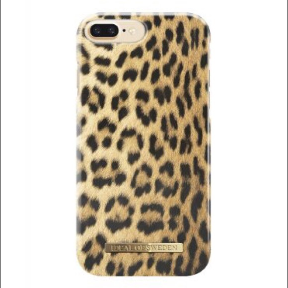 hot sale online 62e1f ce16a Ideals of Sweden Leopard IPhone 8+ Case New in Box NWT